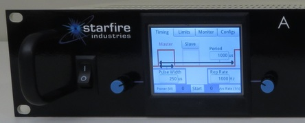 Starfire IMPULSE Pulsed Power Module